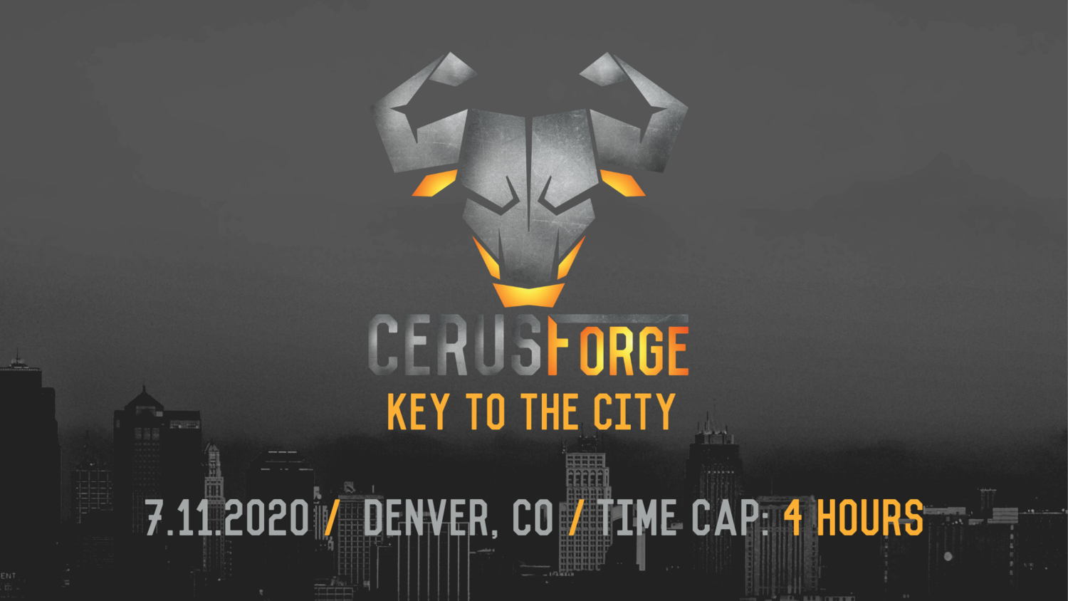 CerusForge: Key to the City 7.11.2020