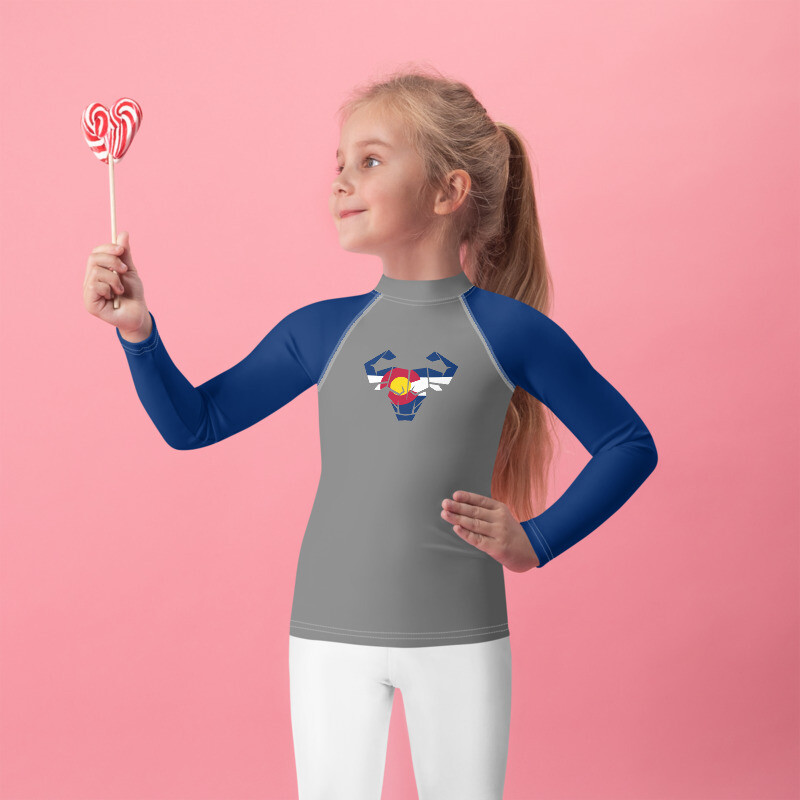 Kids Long-Sleeve Tech Shirt