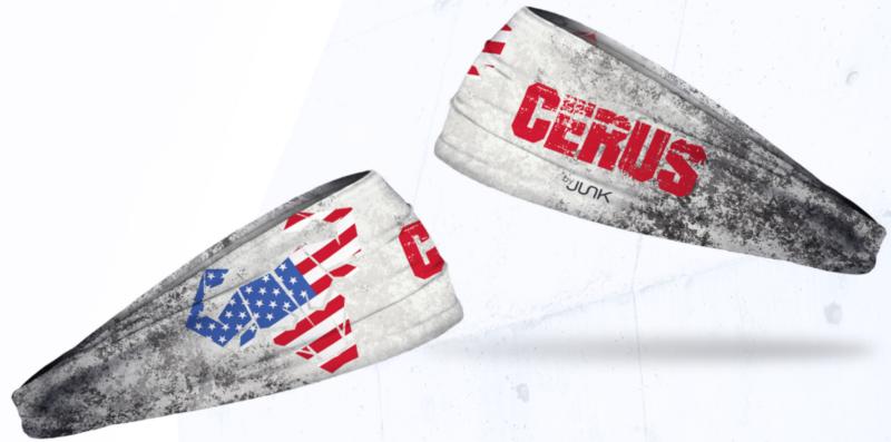 Cerus USA Headband by JUNK
