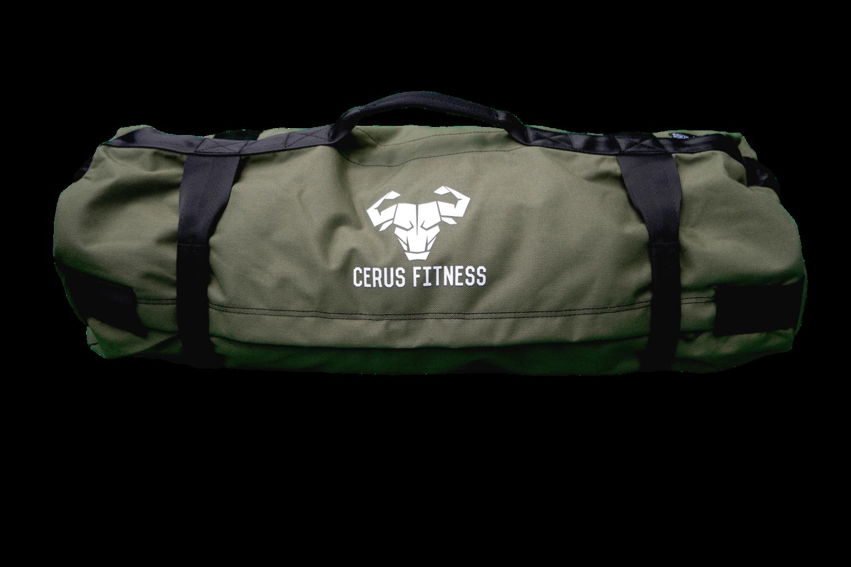 Cerus Fitness Sandbag Kit- Army Green