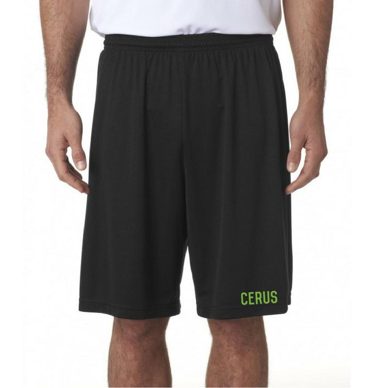 Cerus Men's Shorts- No Pockets