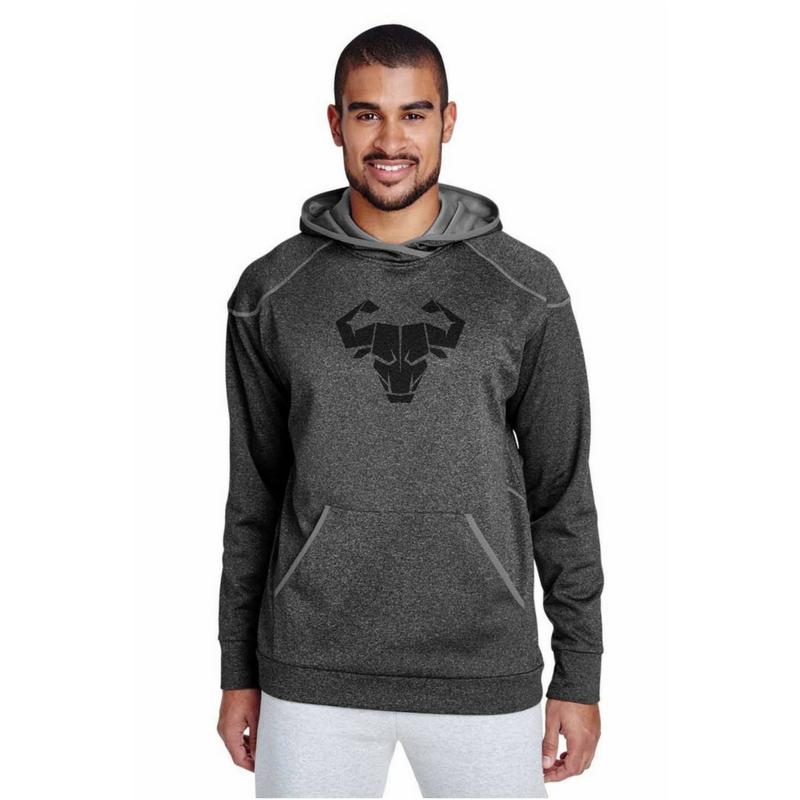 Cerus Premium Gray Hoodie