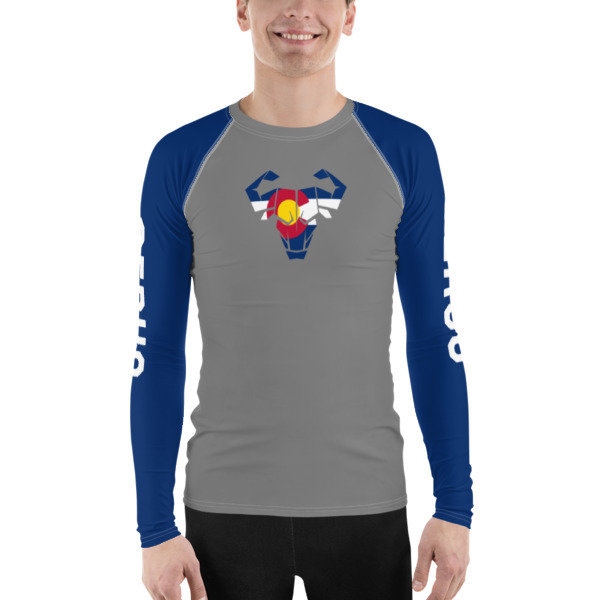 Men's Colorado Long-Sleeve Tech Shirt