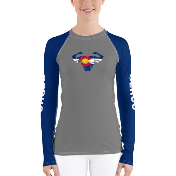 Women's Colorado Long-Sleeve Tech Shirt