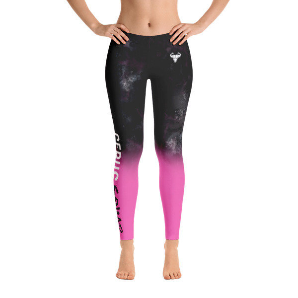 Pink Cerus Squad Leggings