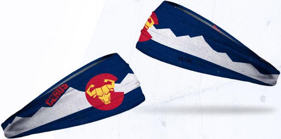 Cerus Colorado Headband by JUNK