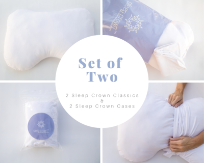 Sleep Crown, Set of 2