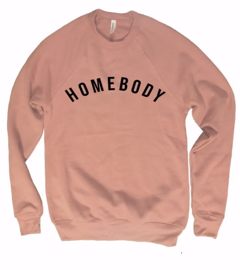 HOMEBODY ~ mauve pink