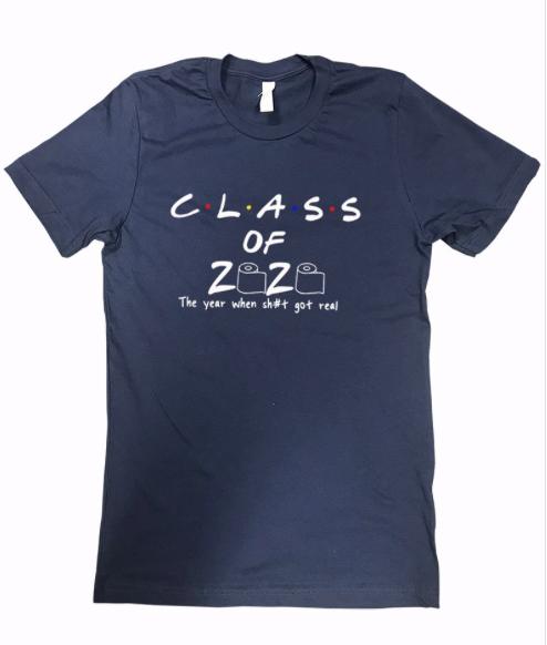 Class of 2020 ~ navy