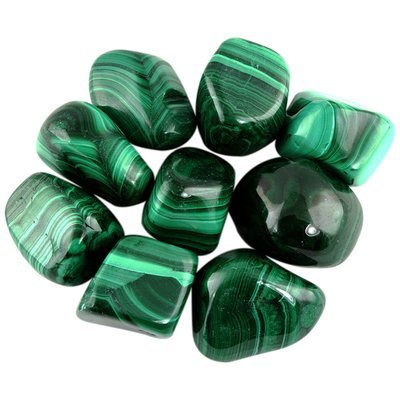 Malachite Energy Stone
