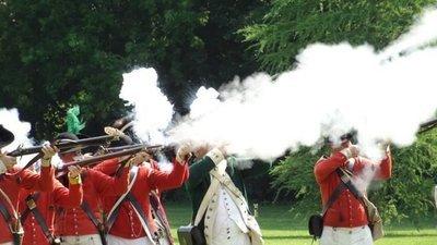 Revolutionary War- Adult