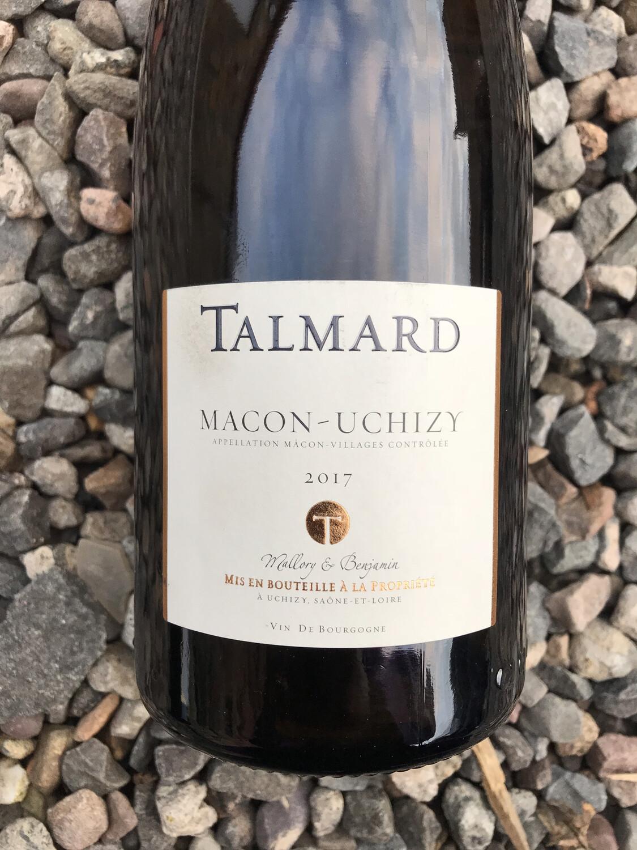 Macon Uchizy Domaine Talmard 2018 Magnum