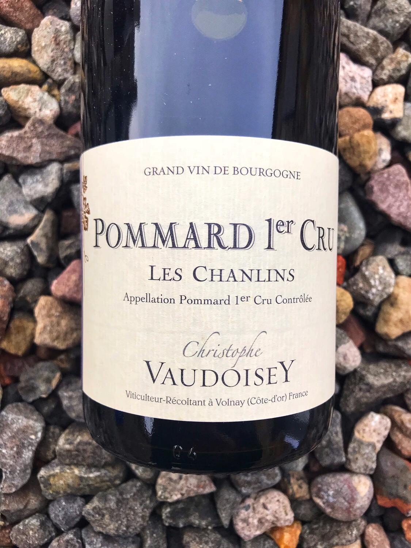 Domaine Christophe Vaudoisey Pommard 1er Cru 'Chanlins' 2015