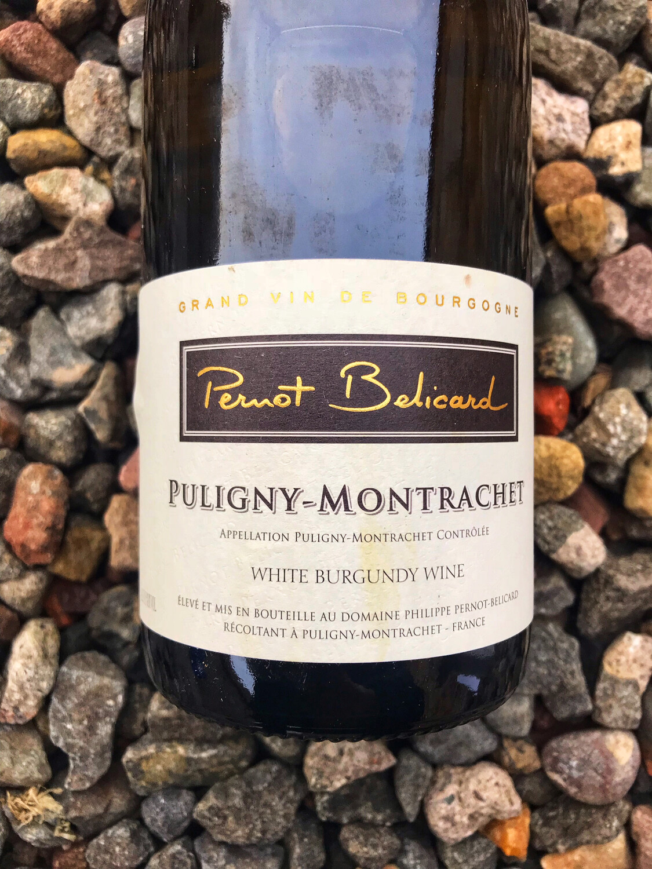 Pernot-Belicard Puligny Montrachet 2015