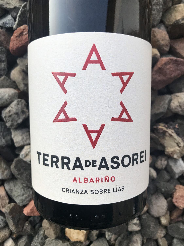 Albarino, Terra Asorei 2018