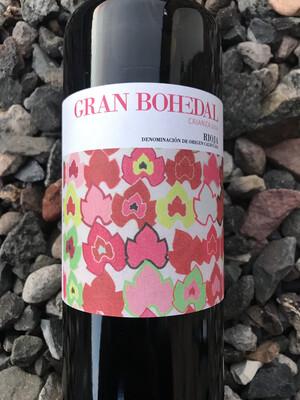 Rioja Crianza 'Gran Bohedal' Bodegas Bohedal 2016