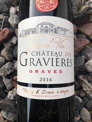 Chateau de Gravieres, Graves 2016