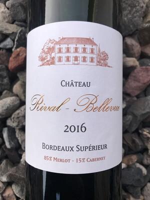 Chateau Rival-Bellevue Bordeaux Superior 2017