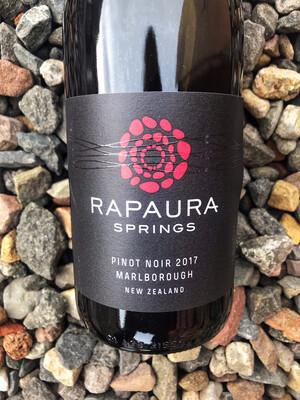 Rapaura Springs Pinot Noir 2018