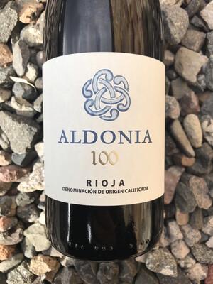 Rioja 100 Bodegas Aldonia 2016