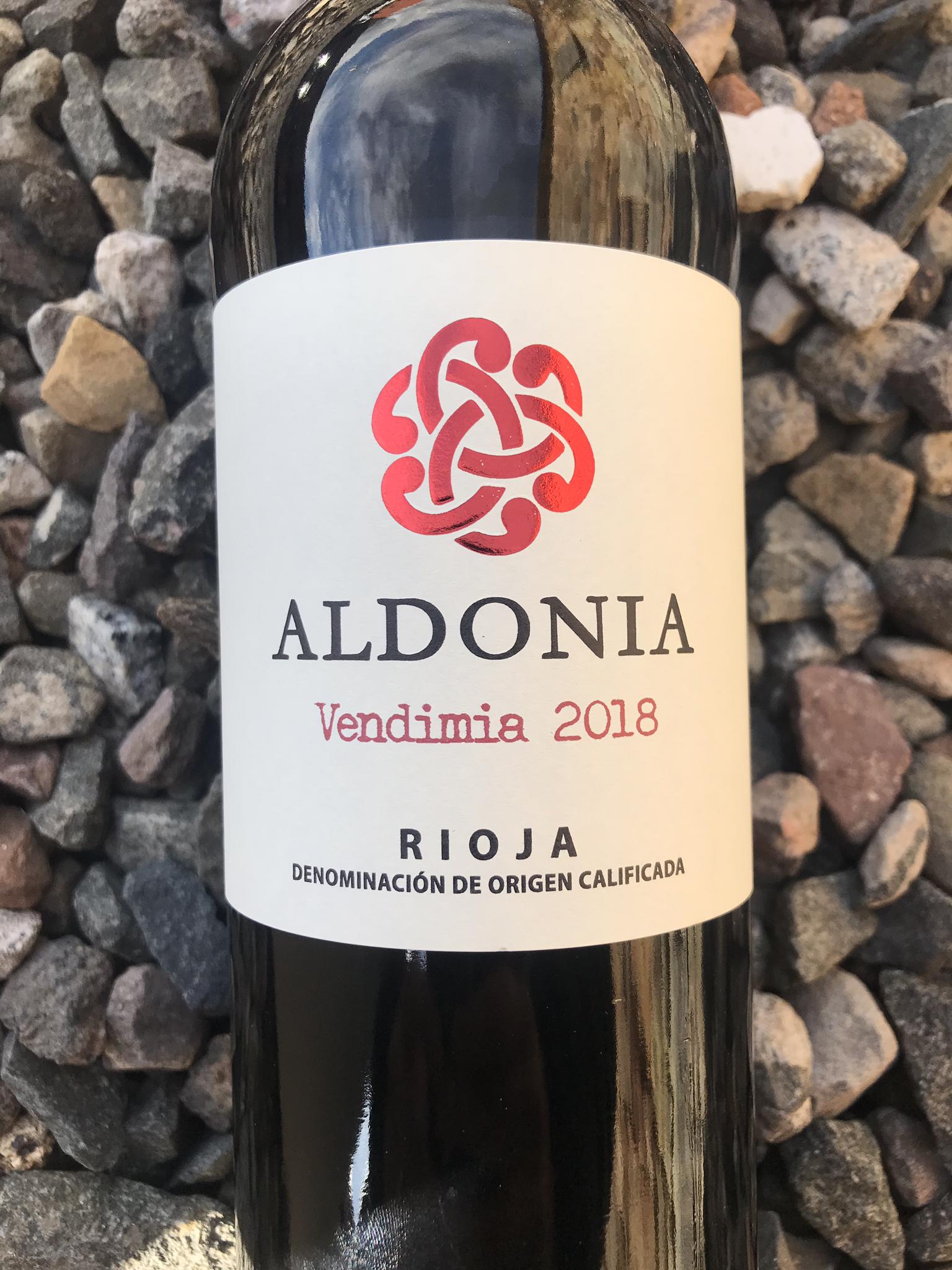 Aldonia 'Vendimia' Rioja 2018 SP1