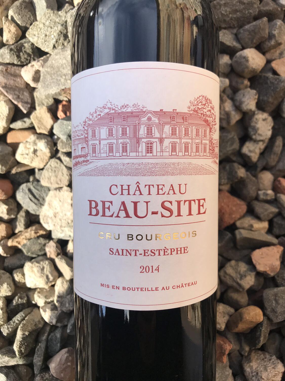 Chateau Beau Site 2014 St Estephe