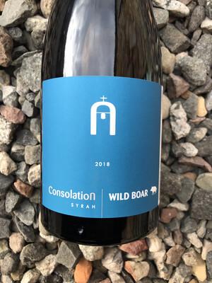 Consolation 'Wild Boar' Syrah 2018