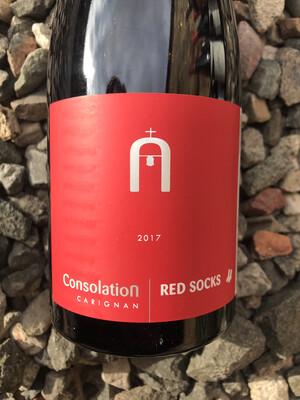 Consolation 'Red Socks' Carignan 2018