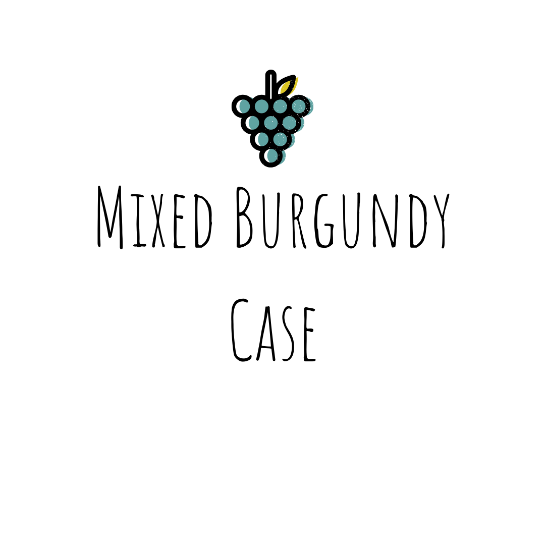 Mixed Burgundy Case
