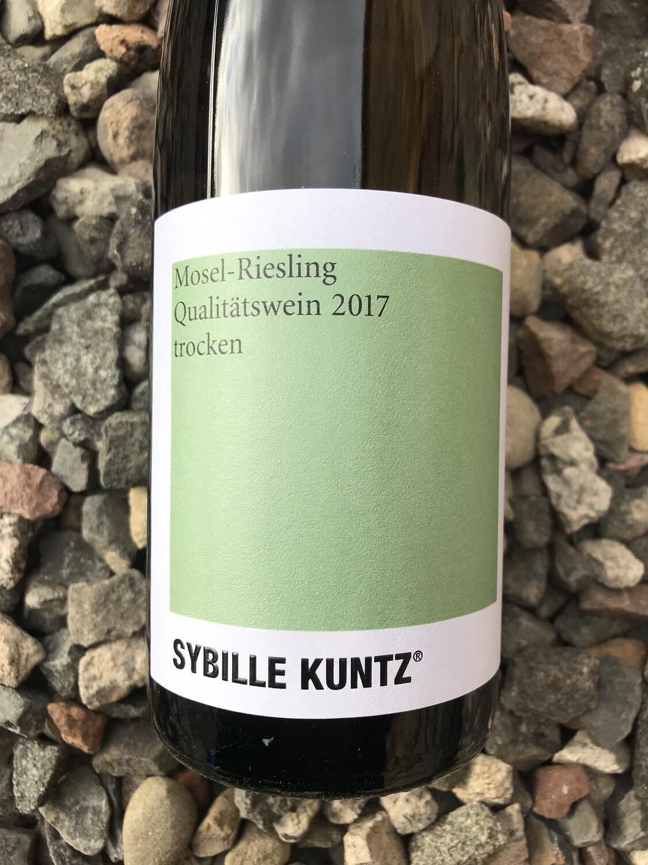 Sybille Kuntz Riesling Qba Trocken 2018