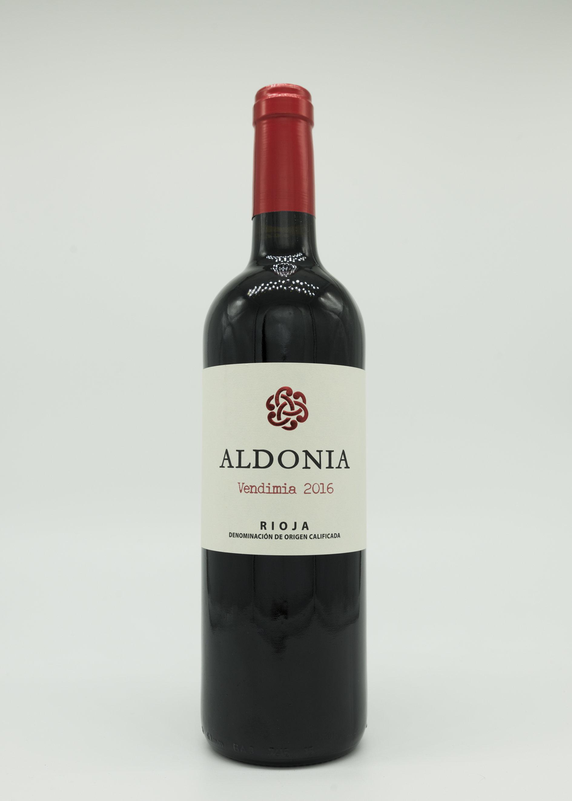 Aldonia 'Vendimia' Rioja 2018