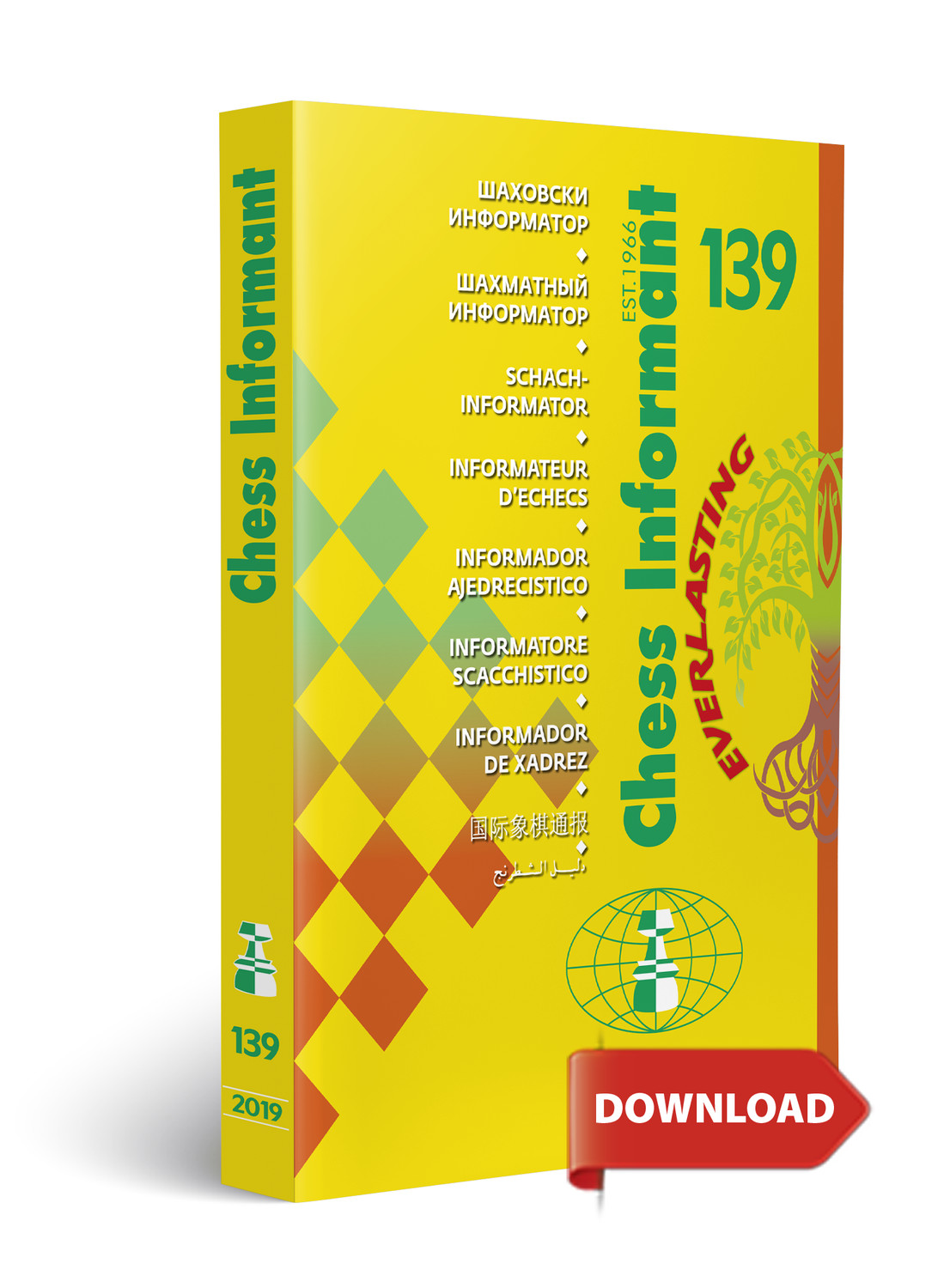 Chess Informant 139 - DOWNLOAD VERSION