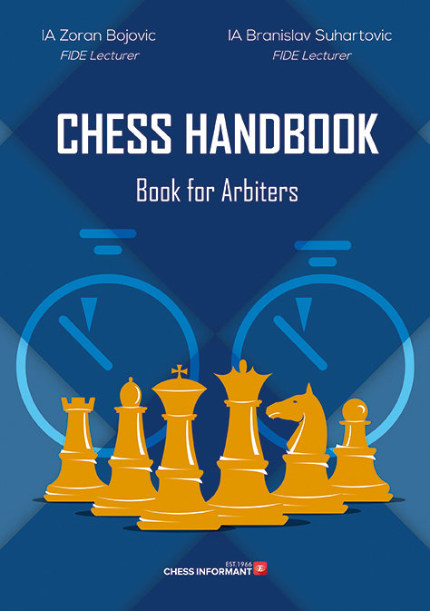 Chess Handbook - Book for Arbiters