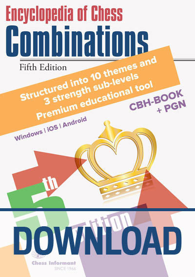Encyclopedia of Chess Combinations 5 - DOWNLOAD VERSION