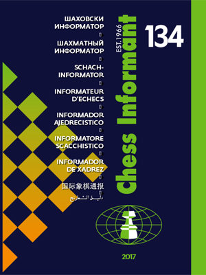 Chess Informant 134