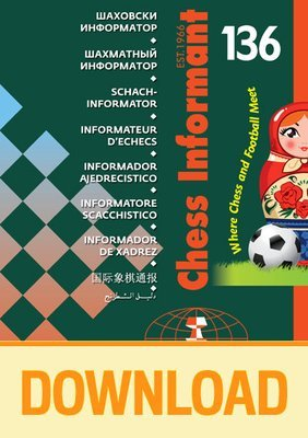 Chess Informant 136 - DOWNLOAD VERSION