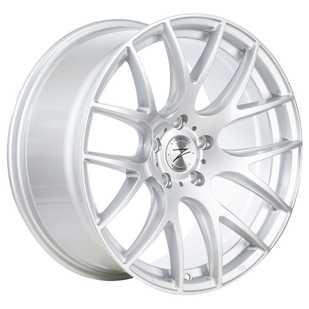 Z-Performance ZP.01 8.5x19 ET35 5x120 Sparkling Silver ZP018519512035726HSXX