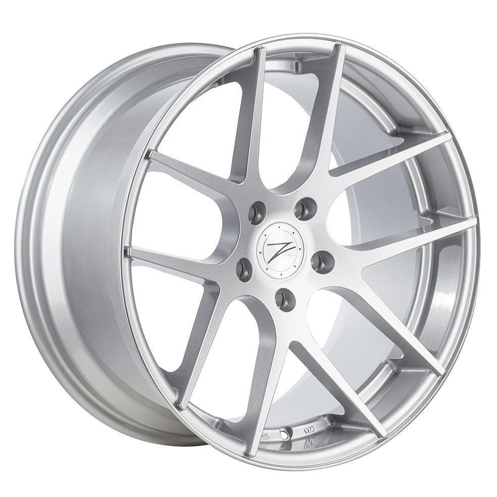 Z-Performance ZP.07 8x18 ET35 5x120 Sparkling Silver ZP078018512035726HSXX