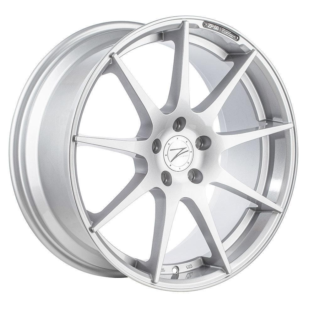 Z-Performance ZP.08 9x20 ET20 5x112 Sparkling Silver ZP089020511220666SSXX