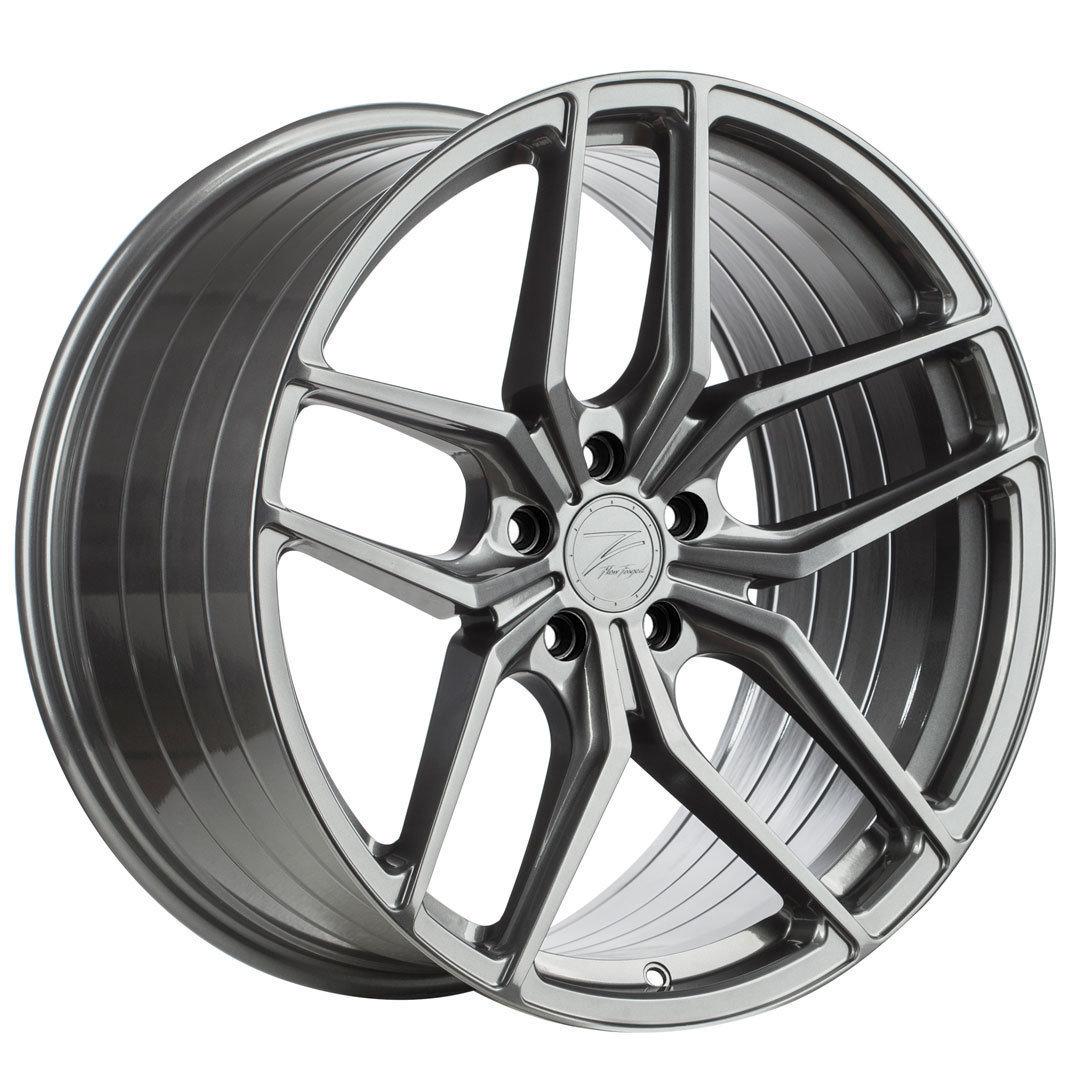 Z-Performance ZP2.1 8,5x19 ET45 5x112 57,1 FlowForged Gloss Metal ZP218519455112571GLMT
