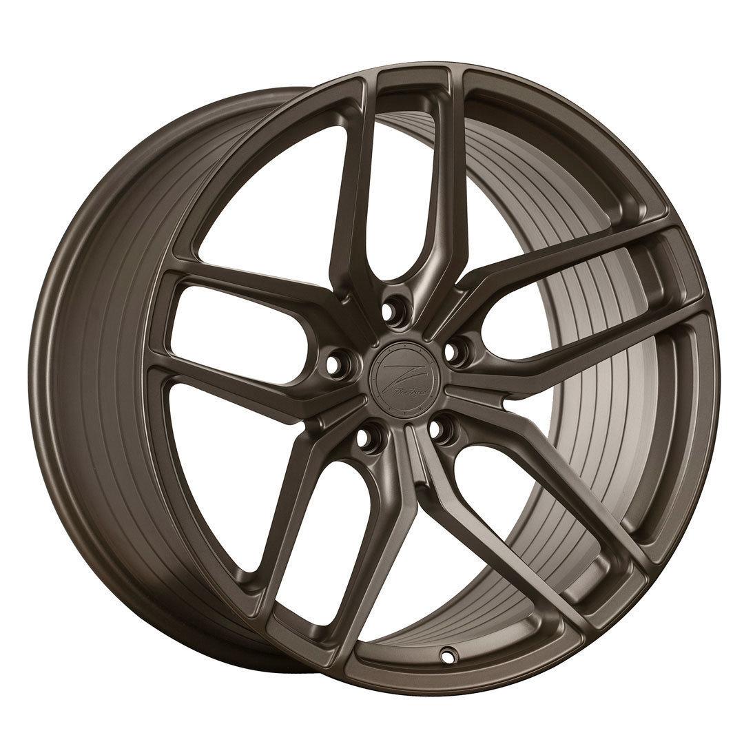Z-Performance ZP2.1 8,5x19 ET45 5x112 FlowForged Matte Carbon Bronze ZP218519455112MBRZ
