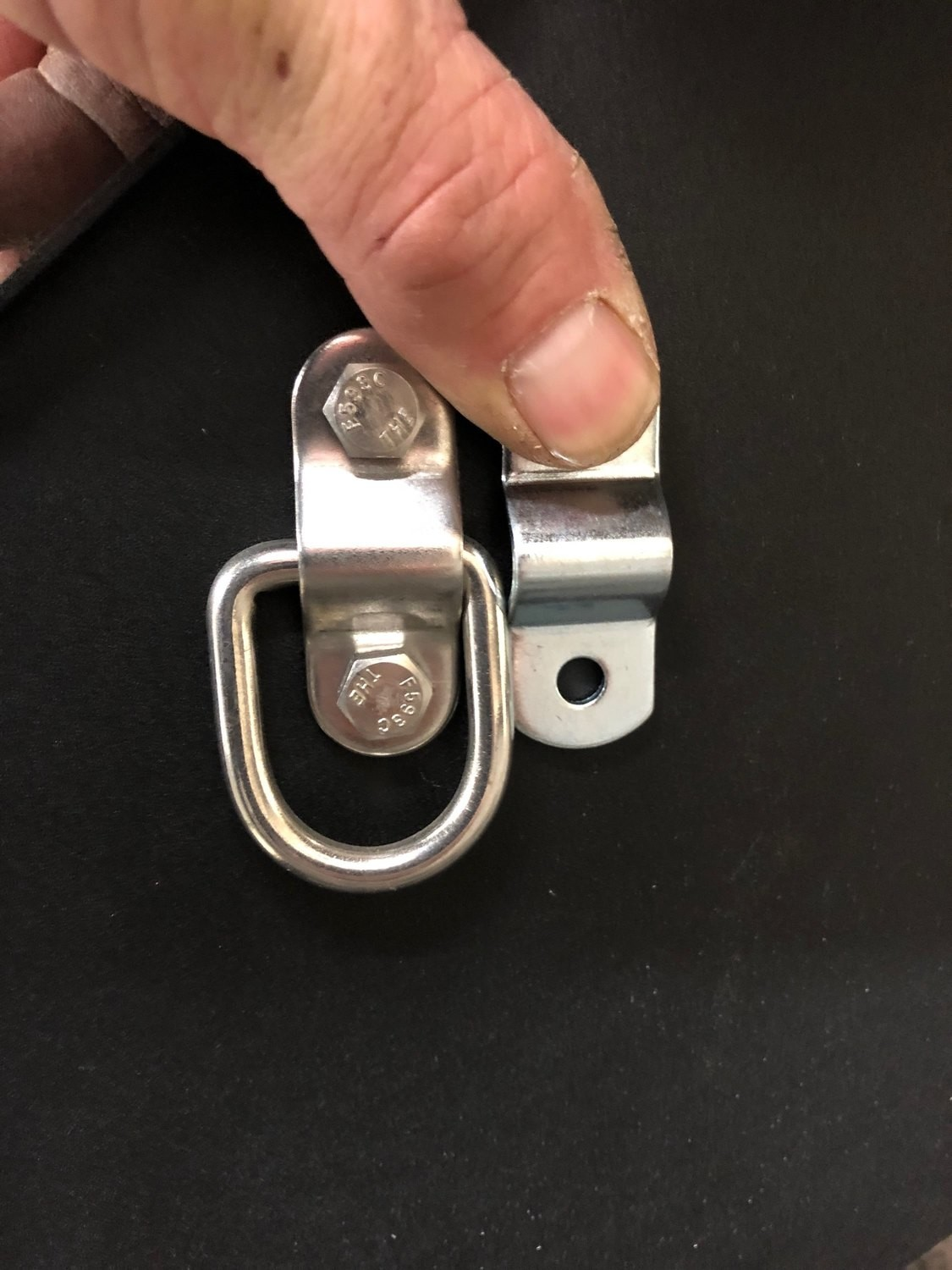 Competition Cart Tie-downs (shipping included)