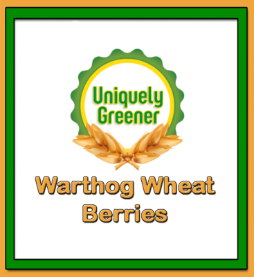 Organic Warthog Wheat Berries
