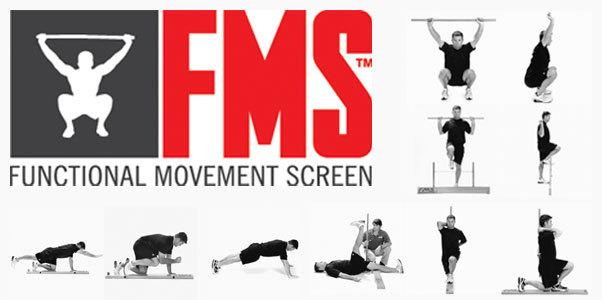 FUNCTIONAL MOVEMENT SCREEN FMS