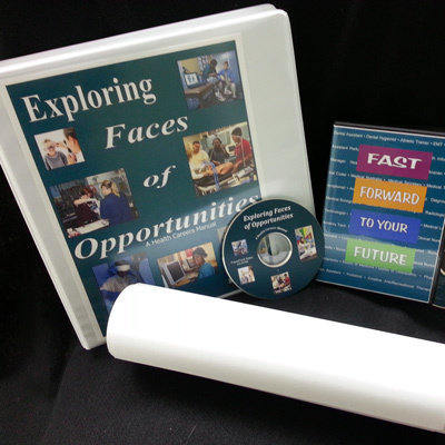 Faces of Opportunities Set (Curriculum, DVD & Posters)