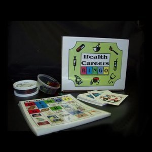 Health Careers BINGO
