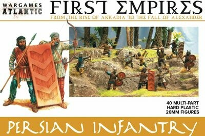 First Empires: Persian Infantry