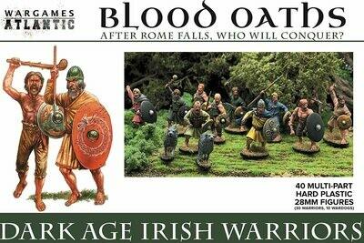 Blood Oaths: Dark Age Irish Warriors