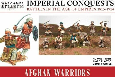 Imperial Conquests: Afghan Warriors
