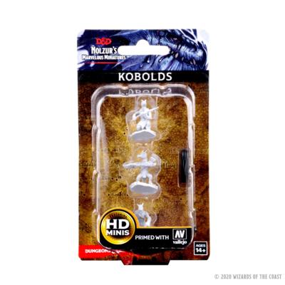 D&D: Nolzur's Marvelous Miniatures - Kobolds